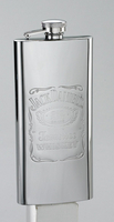 Image Jack Daniels 5oz Stainless Steel Boot Flask