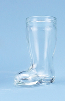 Image Cornell  Mini Boot Shot Glass