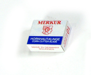 Merkur Corn-Cutting Tool Replacement Blades