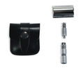 Merkur Collapsible Travel Safety Razor