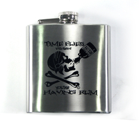 Image Pirate Rum Flask