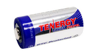 Image Tenergy CR123A Battery 2-Pack