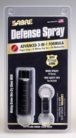 Image Sabre Defense Pepper Spray - Black