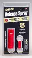 Image Sabre Defense Pepper Spray - Red