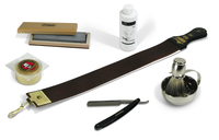 Image Junior Executive Straight Razor Kit