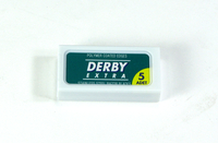 Image Derby Extra 5-Pack Safety Razor Blades