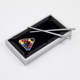 Image Heavy Duty Metal Mini Pool Table