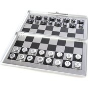 Image Magnetic Mini Travel Chess Set