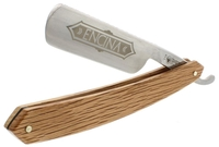 Image Encina 6/8 Spanish Oak Straight Razor