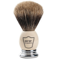Image Parker Safety Razor 100% Best Badger Bristle Shaving Brush