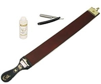 Image Straight Razor Starter Set - 3pc