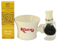 Image Deluxe English Wet Shave Kit