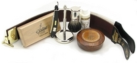 Image Webmasters Special Straight Razor Kit