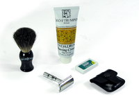 Image Travel Safety Razor Kit