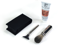 Image Mach 3 Travel Wet Shave Kit